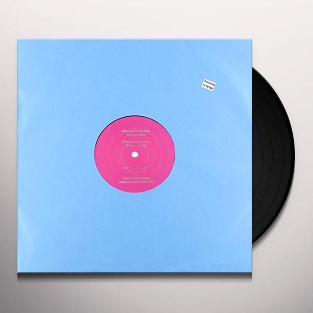 Manhooker WHEELS IN MOTION (EP) Vinyl Record