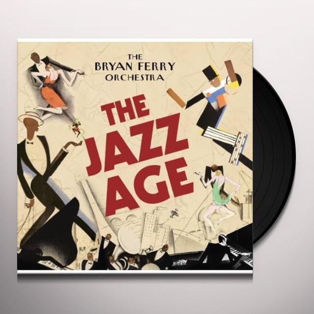 Bryan Ferry JAZZ AGE Vinyl Record