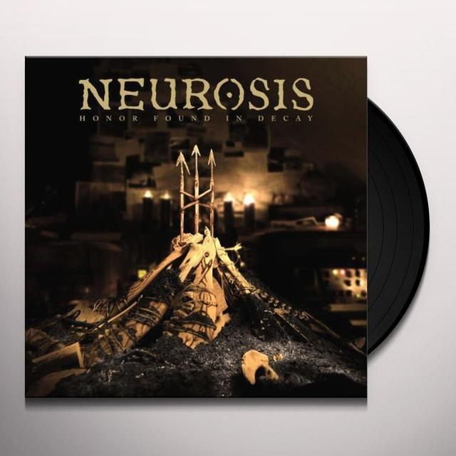 Neurosis HONOR FOUND IN DECA Vinyl Record