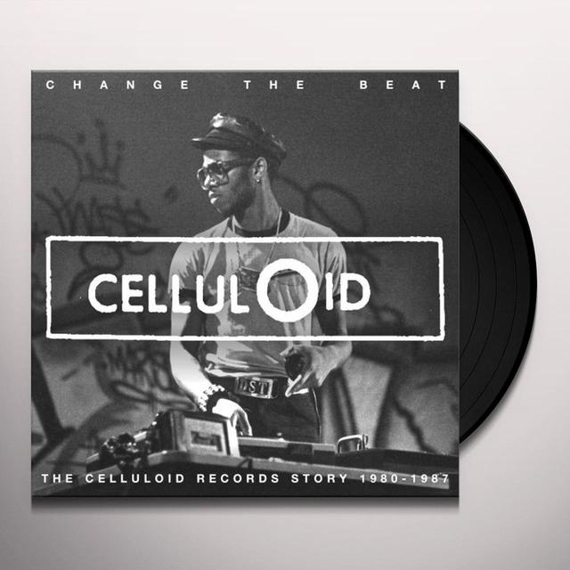CHANGE THE BEAT: CELLULOID RECORDS STORY / VAR Vinyl Record