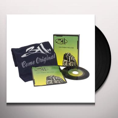 311 COME ORIGINAL / RUB A DUB (LG) (WTSH) Vinyl Record - Collector's Edition