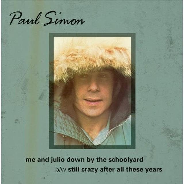 Paul Simon ME & JULIO DOWN BY THE SCHOOL YARD / STILL CRAZY (Vinyl)