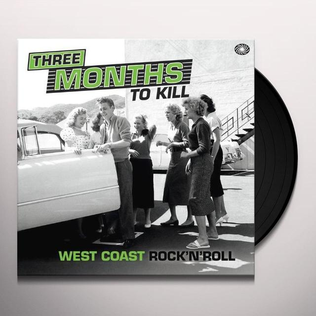 THREE MONTHS TO KILL / VARIOUS Vinyl Record