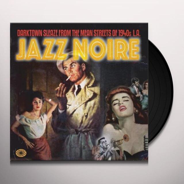 JAZZ NOIRE / VARIOUS Vinyl Record