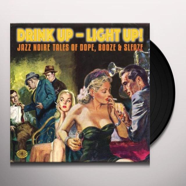DRINK UP LIGHT UP / VARIOUS Vinyl Record