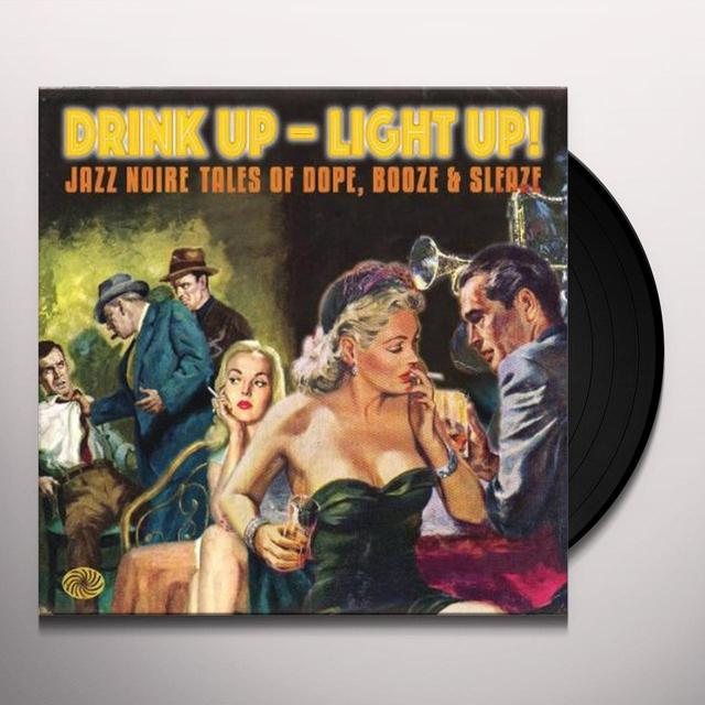 DRINK UP LIGHT UP / VARIOUS Vinyl Record