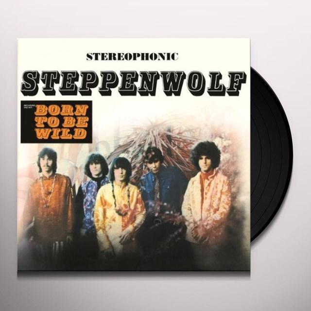 STEPPENWOLF Vinyl Record - 180 Gram Pressing