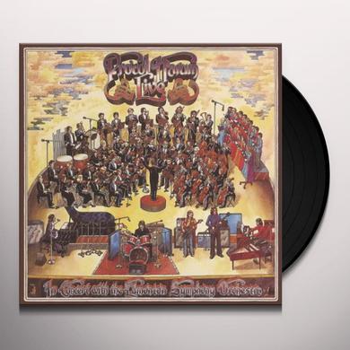 Procol Harum IN CONCERT WITH THE EDMONTON SYMPHONY ORCHESTRA Vinyl Record