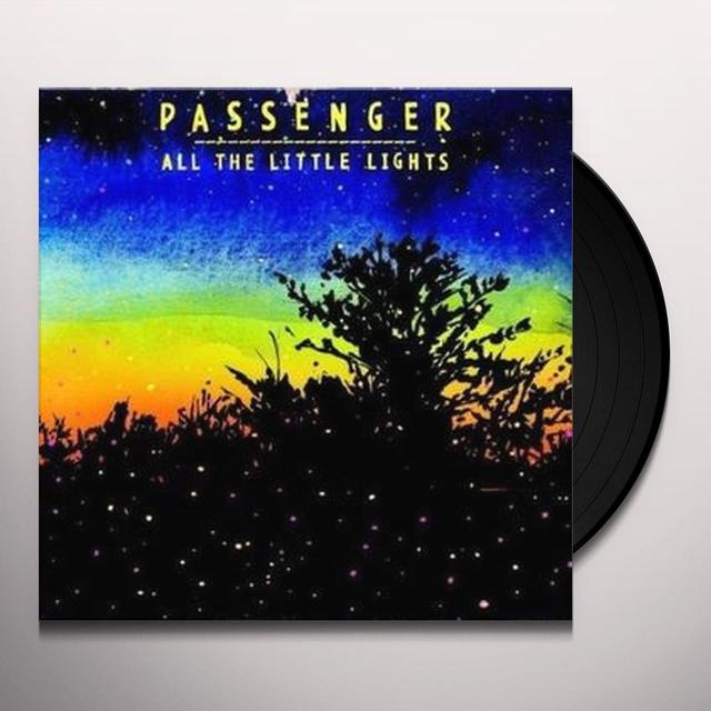 Passenger ALL THE LITTLE LIGHTS Vinyl Record - 180 Gram Pressing