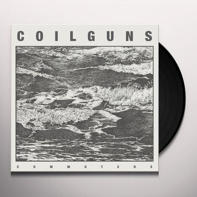 Coilguns COMMUTERS Vinyl Record