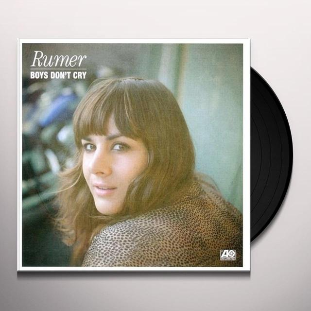 Rumer BOYS DON'T CRY Vinyl Record - 180 Gram Pressing