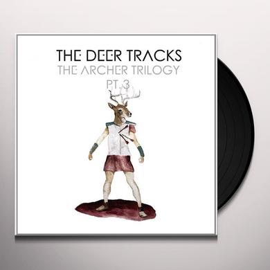 The Deer Tracks ARCHER TRILOGY PT 3 Vinyl Record - Digital Download Included