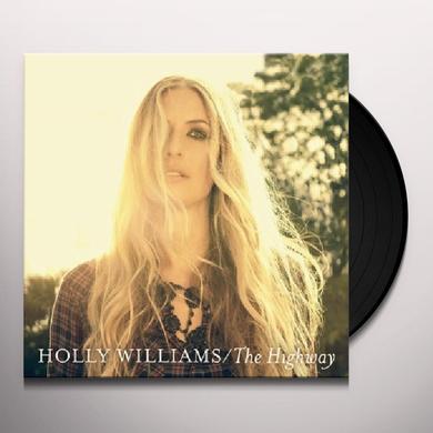 Holly Williams HIGHWAY Vinyl Record