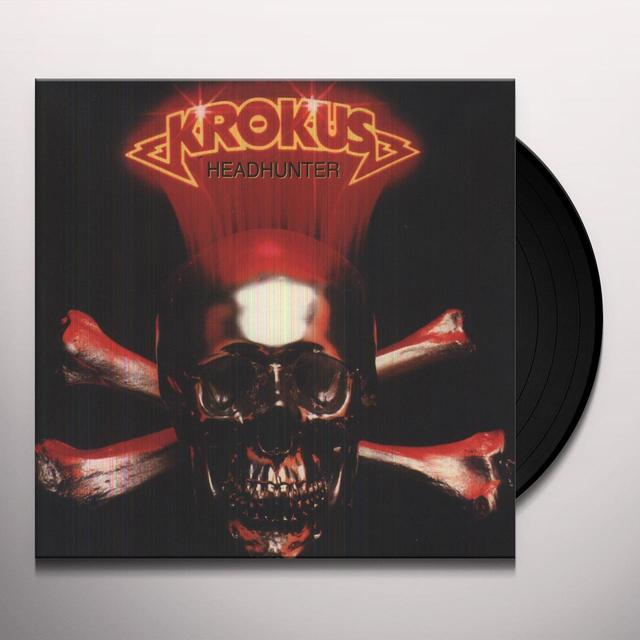 Krokus HEADHUNTER Vinyl Record