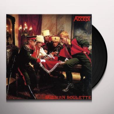 Accept RUSSIAN ROULETTE Vinyl Record