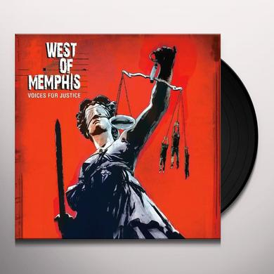 West Of Memphis: Voices For Justice / O.S.T. (Ogv) WEST OF MEMPHIS: VOICES FOR JUSTICE / O.S.T. Vinyl Record - 180 Gram Pressing