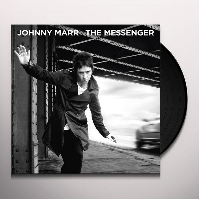 Johnny Marr MESSENGER Vinyl Record - Digital Download Included