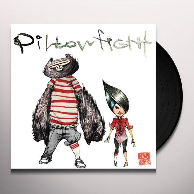 PILLOWFIGHT Vinyl Record