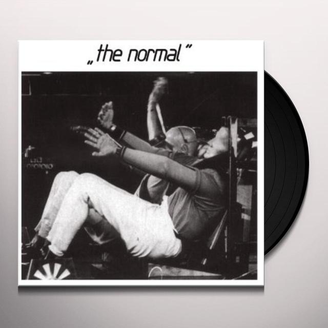 Normal WARM LEATHERETTE Vinyl Record