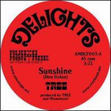 Tree SUNSHINE Vinyl Record