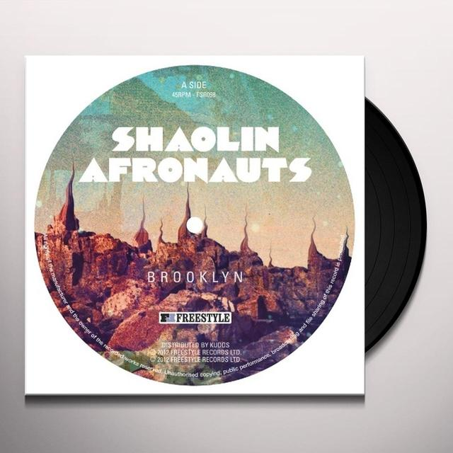 The Shaolin Afronauts BROOKLYN Vinyl Record