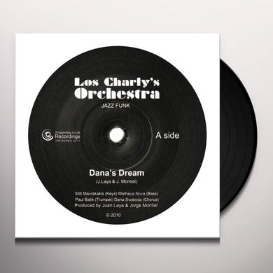 Los Charly's Orchestra DANA'S DREAM / RIO CHICO'S SUNSET Vinyl Record