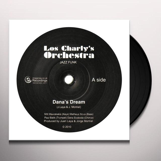Los Charly's Orchestra DANA'S DREAM / RIO CHICO'S SUNSET Vinyl Record