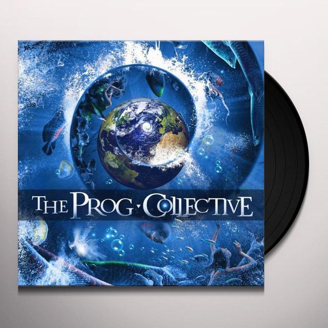 PROG COLLECTIVE Vinyl Record - Deluxe Edition