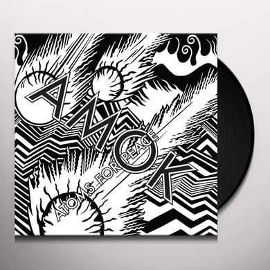 Atoms For Peace AMOK Vinyl Record - MP3 Download Included