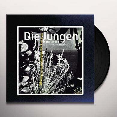 Die Jungen AT BREATH'S END Vinyl Record