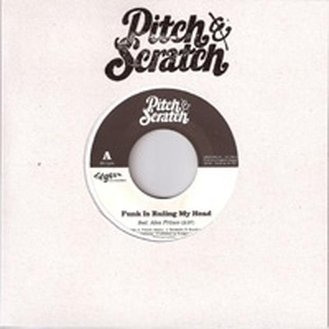 Pitch & Scratch FUNK IS RULING MY HEAD Vinyl Record
