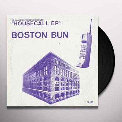Boston Bun HOUSECALL Vinyl Record