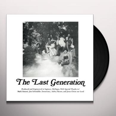 Last Generation JUST A CHANCE IN LIFE Vinyl Record