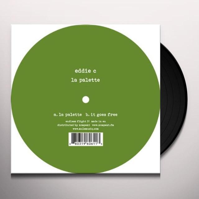 Eddie C PALETTE Vinyl Record