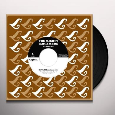 The Mighty Mocambos OU TU M'EMMENES Vinyl Record