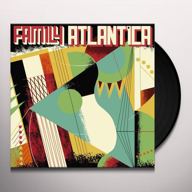 FAMILY ATLANTICA Vinyl Record