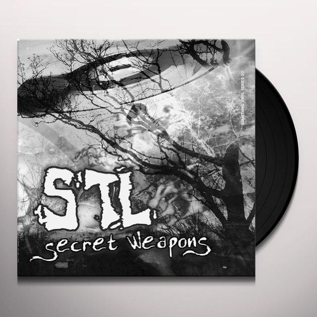 Stl SECRET WEAPONS Vinyl Record