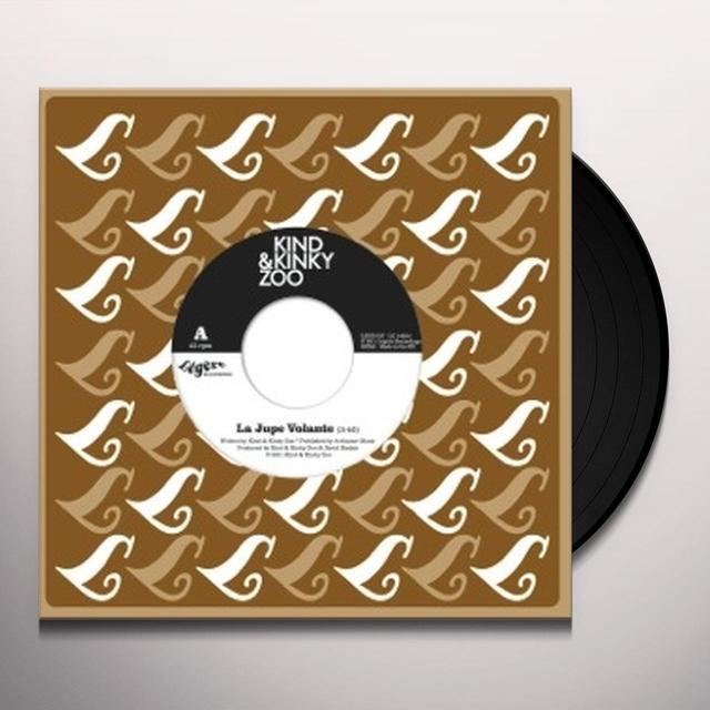 Kind & Kinky Zoo JUPE VOLANTE Vinyl Record