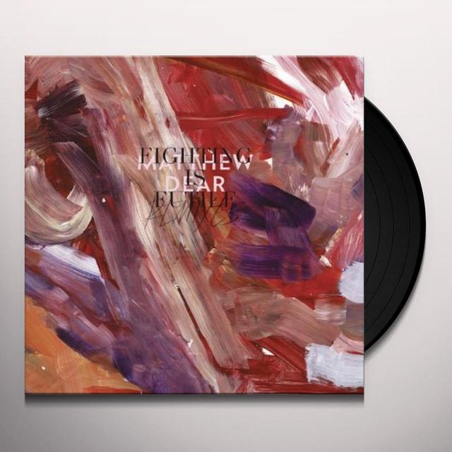 Matthew Dear FIGHTING IS FUTILE Vinyl Record