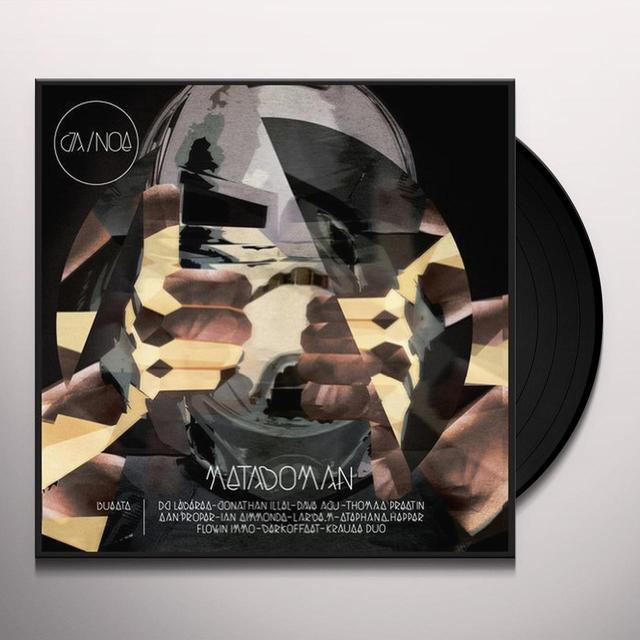 Metaboman JA/NOE Vinyl Record