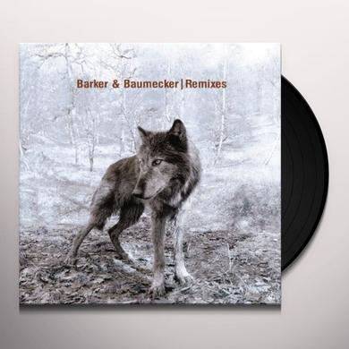 Barker & Baumecker REMIXES Vinyl Record - Remixes