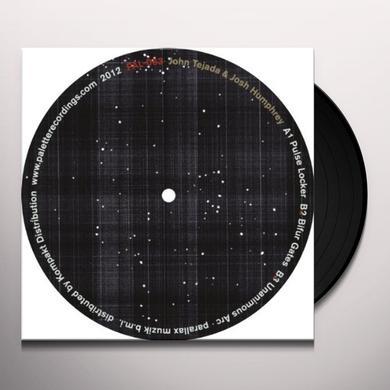 John Tejada / Josh Humphrey PULSE LOCKER Vinyl Record