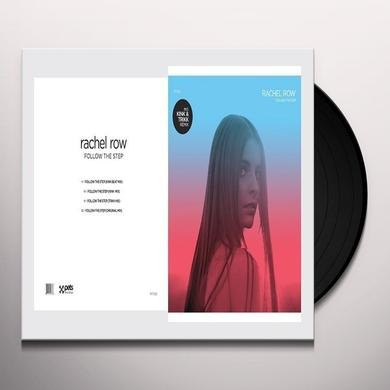 Rachel Row FOLLOW THE STEPS Vinyl Record