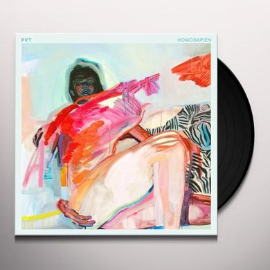 Pvt HOMOSAPIEN Vinyl Record
