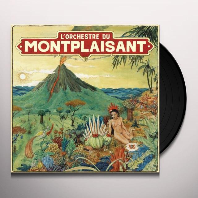 ORCHESTRE DU MONTPLAISANT Vinyl Record