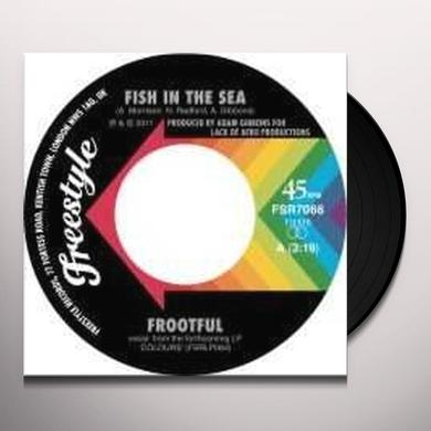 Frootful FISH IN THE SEA Vinyl Record