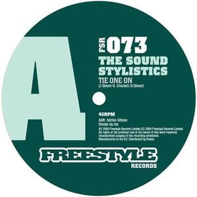 The Sound Stylistics TIE ONE ON Vinyl Record