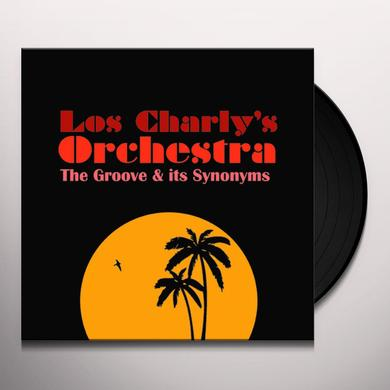 Los Charly's Orchestra GROOVE & ITS SYNONYMS Vinyl Record