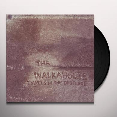 The Walkabouts TRAVELS IN THE DUSTLAND Vinyl Record - 180 Gram Pressing