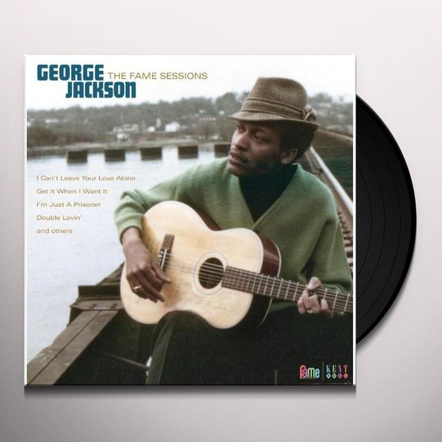 George Jackson FAME RECORDINGS Vinyl Record